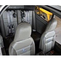 Front Seat Covers and Rear Seats Kit for the RV 10