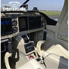 Center Throttle Quadrant Console for RV-10