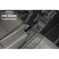 Center Armrest Console for RV-10